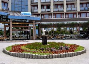 AJDA HOTEL,MORAVSKE TOPLICE, 1
