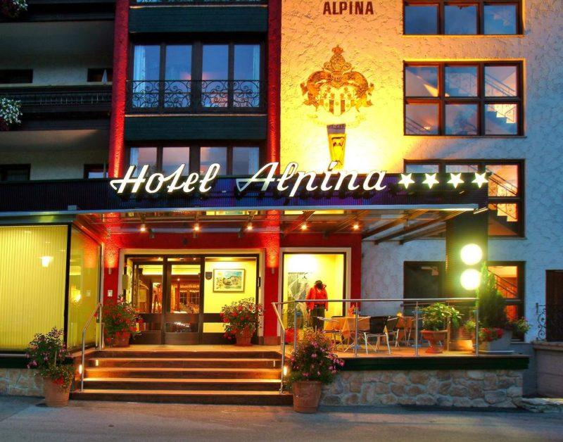 ALPINA HOTEL, BAD HOFGASTEIN