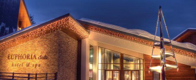 EUPHORIA CLUB HOTEL, BOROVEC