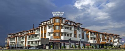 GRAND HOTEL, BANSKO