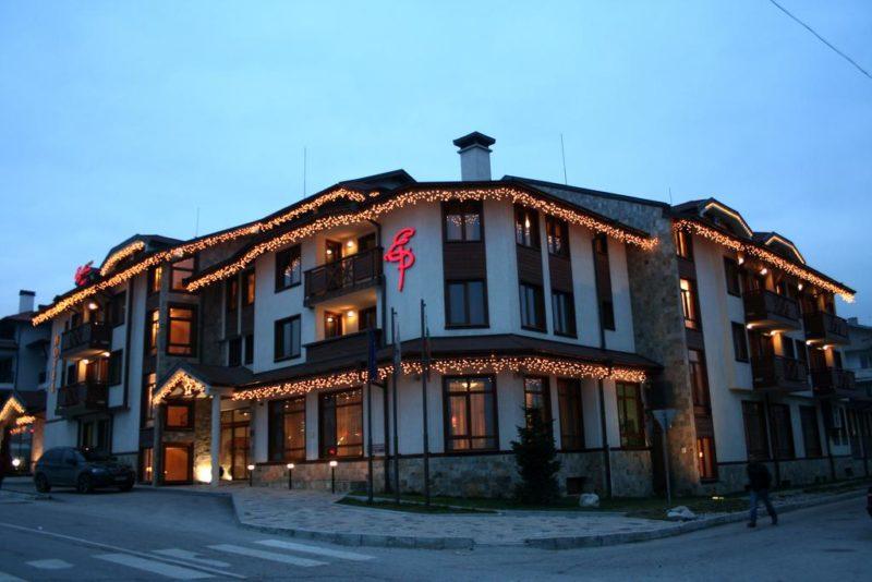Hotel Evelina Palace, Bansko (1)