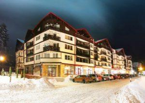Hotel Iglika Palace, Borovec (1)