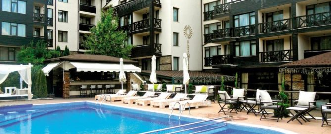 Hotel Premier Luxury Resort, Bansko (1)