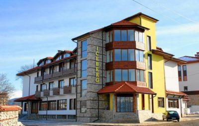 ICEBERG HOTEL, BANSKO (1)