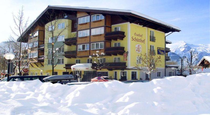 SCHÜTTHOF HOTEL, ZELL AM SEE