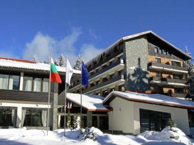 FINLANDIA HOTEL, PAMPOROVO (1)