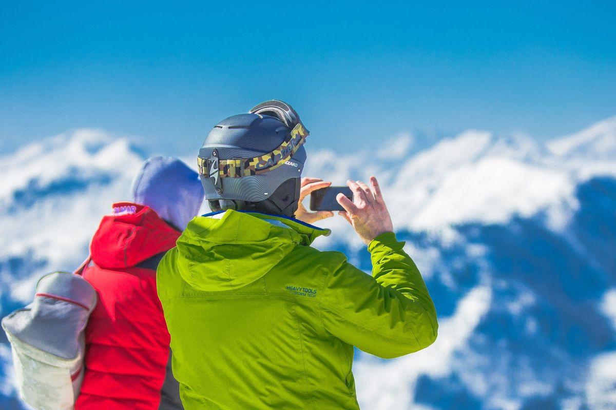 Skijanje planina