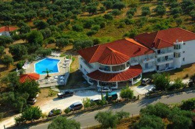 ACHILLION HOTEL, TASOS (1)