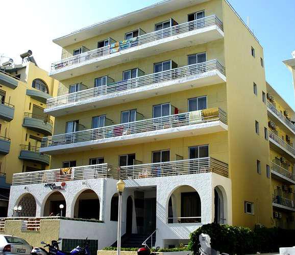 AFRICA HOTEL, RODOS (1)