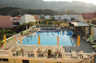 ATHENA HOTEL , SAMOS (1)