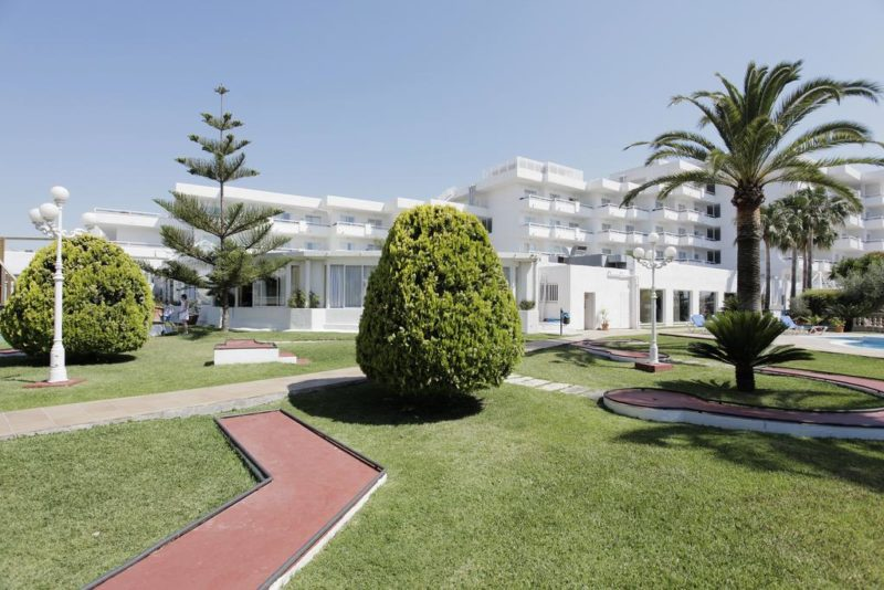 GRUPOTEL LOS PRINCIPES & SPA, MAJORKA 1
