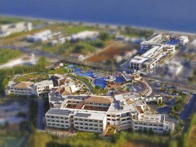 Hotel Minoa Palace, Krit (1)