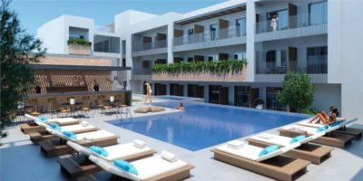 IKONES SEA FRONT LUXURY SUITES, KRIT (1)