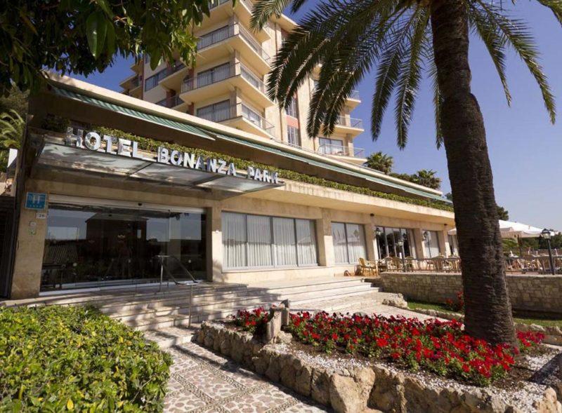 RIU BONANZA PARK HOTEL, MAJORKA 1