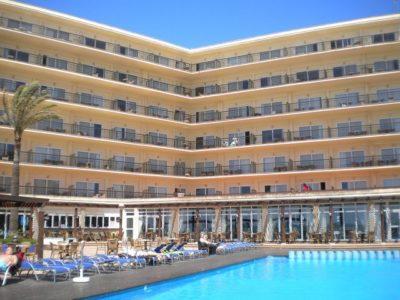 THB EL CID HOTEL , MAJORKA (1)