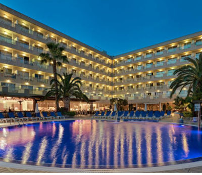 H10 VINTAGE SALOU HOTEL , KOSTA DORADA (1)
